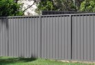 Abbey Colorbond fencing 3