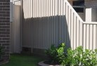 Abbey Colorbond fencing 8