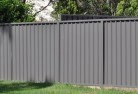 Abbey Corrugated fencing 9