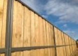 Lap and Cap Timber Fencing Pool Fencing