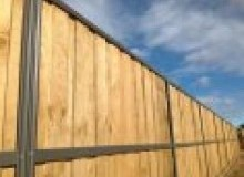 Kwikfynd Lap and Cap Timber Fencing abbey