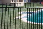 Abbey Pool fencing 2