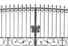 Abbey Wrought iron fencing 10