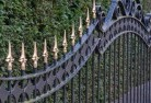 Abbey Wrought iron fencing 11