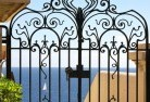 Abbey Wrought iron fencing 13