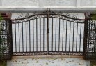 Abbey Wrought iron fencing 14