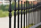 Abbey Wrought iron fencing 8